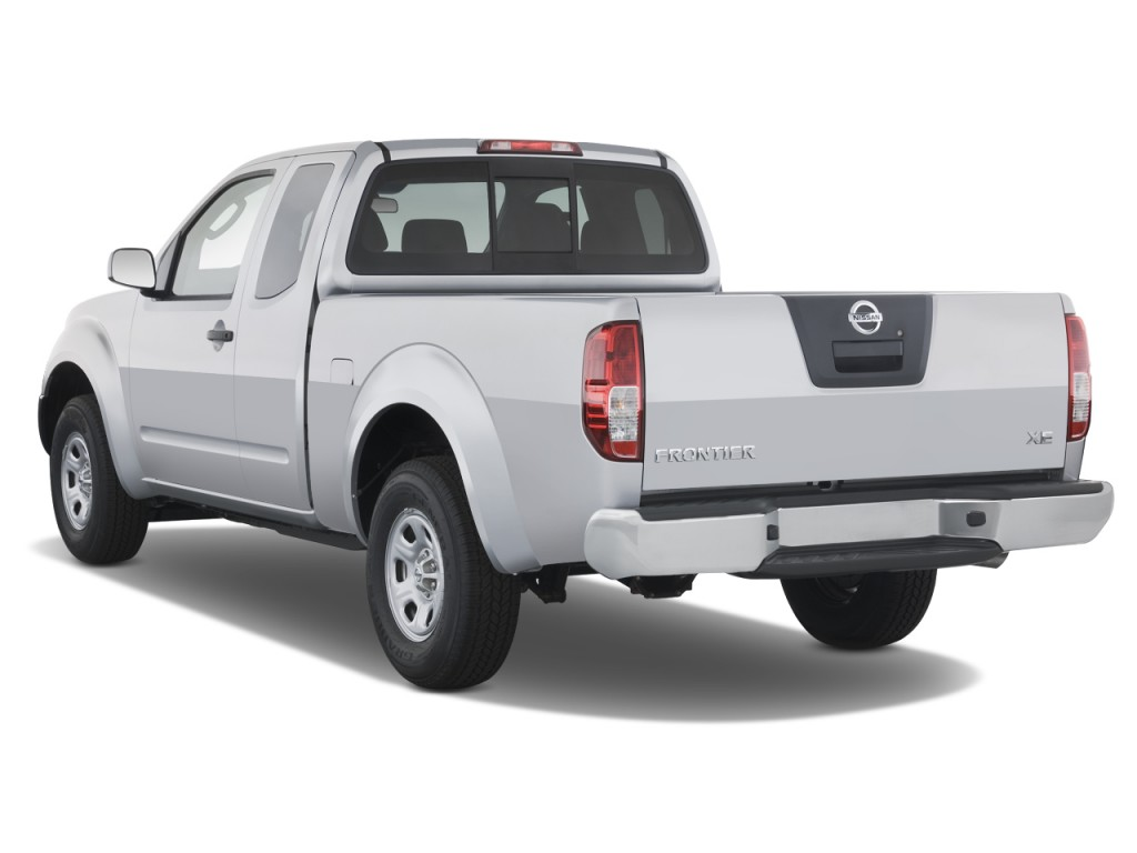 2008 nissan frontier pictures photos gallery motorauthority. Black Bedroom Furniture Sets. Home Design Ideas