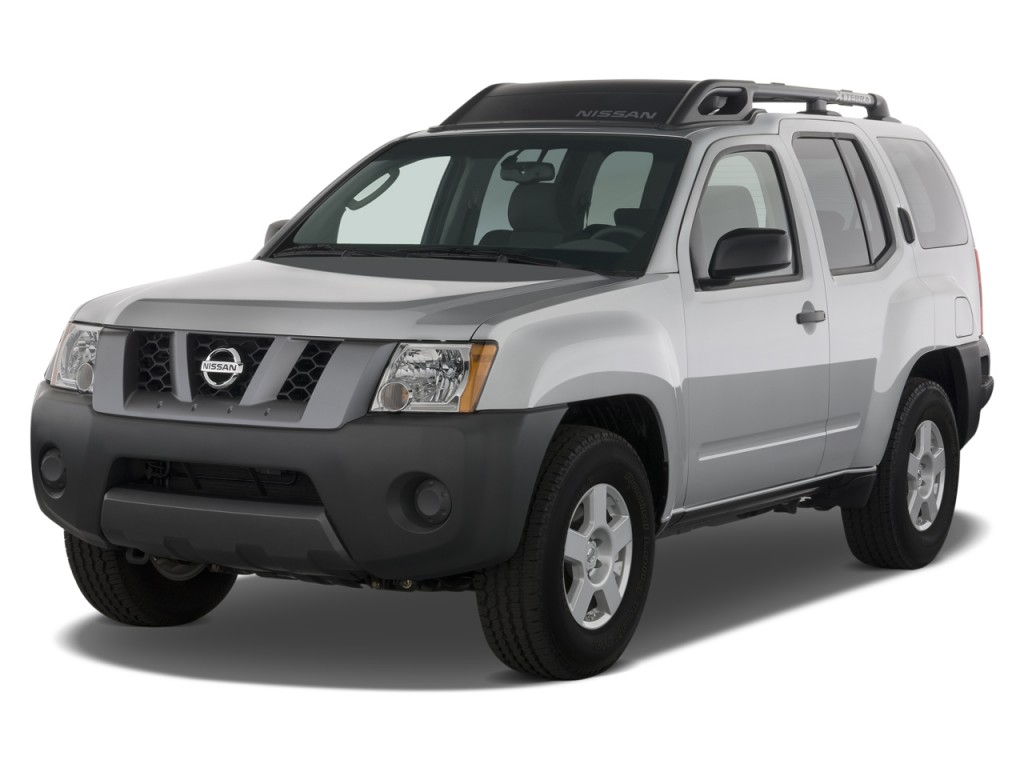 2008 Nissan Xterra Pictures Photos Gallery Motorauthority