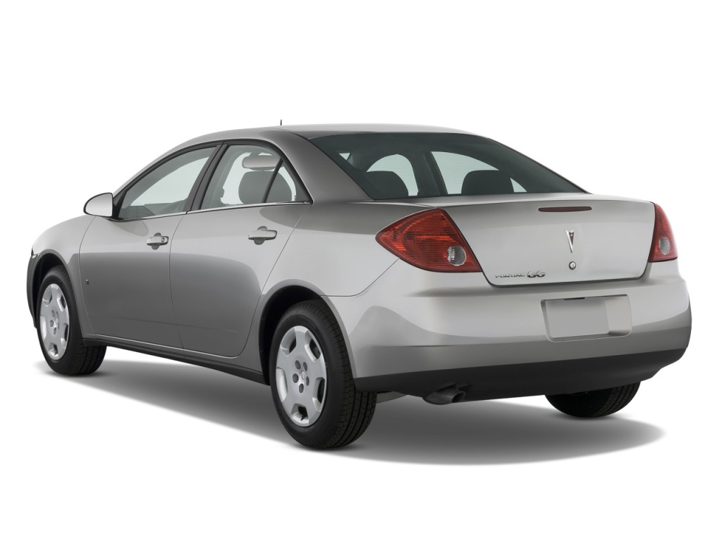 2008 Pontiac G6 Reviews And Rating Motor Trend Autos Post