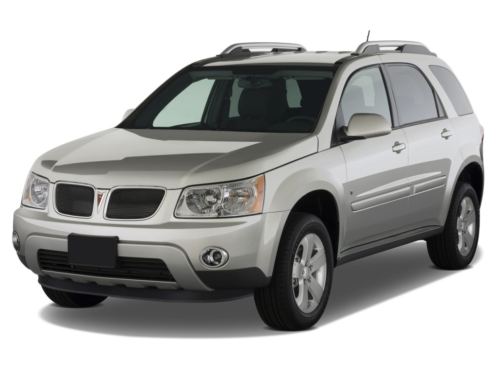 2008 Pontiac Torrent Pictures Photos Gallery Green Car Reports