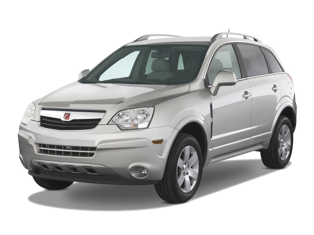 Image 2008 Saturn Vue Fwd 4 Door V6 Xr Angular Front