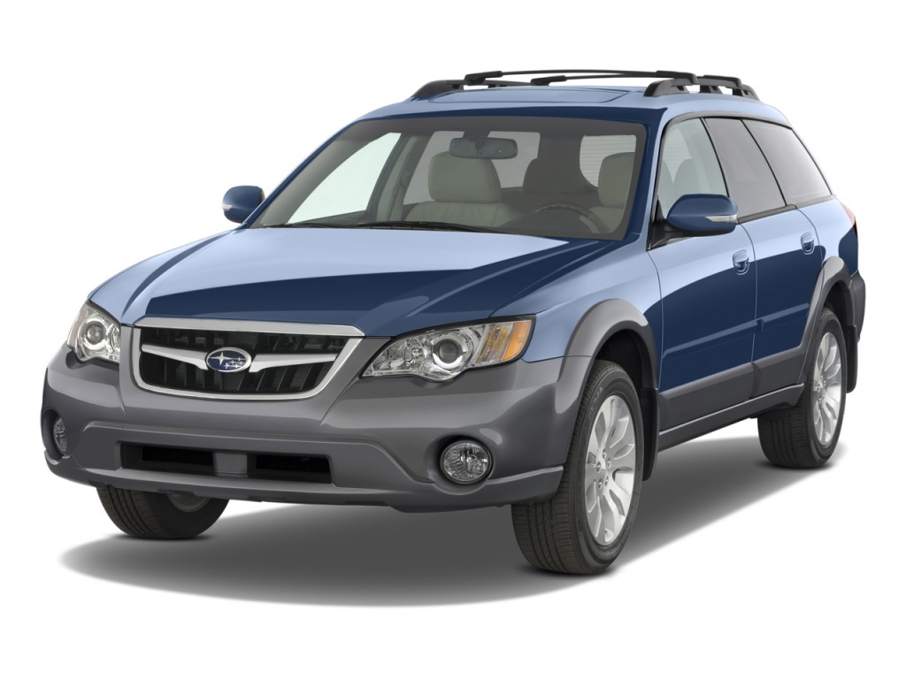 2008 Subaru Legacy Outback 3 0r Related Infomation