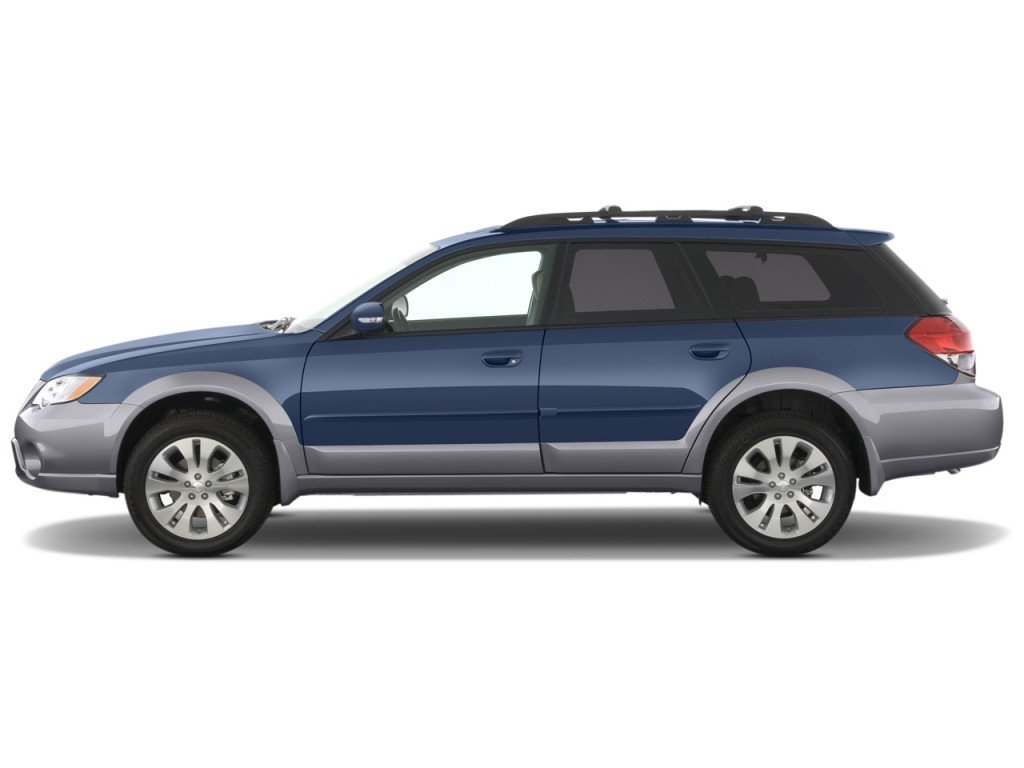 2008 Subaru Legacy Outback Pictures Photos Gallery The