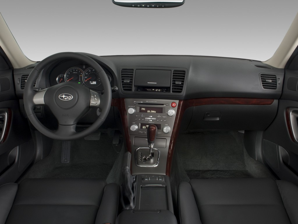 2008 subaru legacy outback 4 door h4 auto ltd dashboard. Black Bedroom Furniture Sets. Home Design Ideas