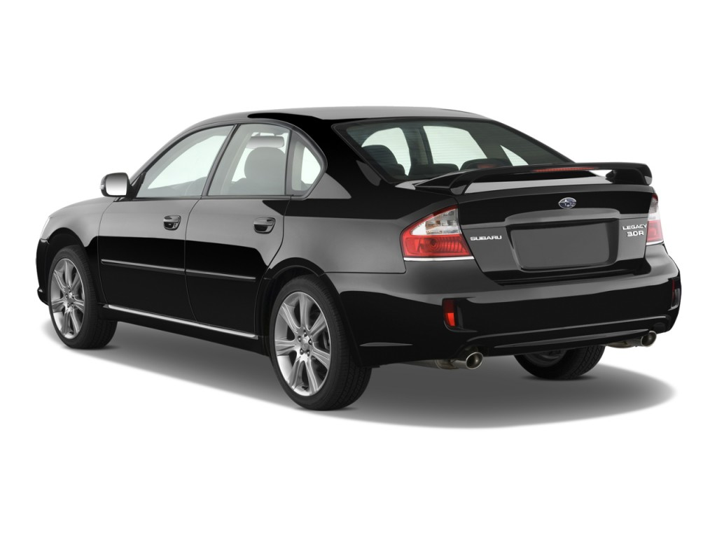 2008 Subaru Legacy Sedan Pictures Photos Gallery