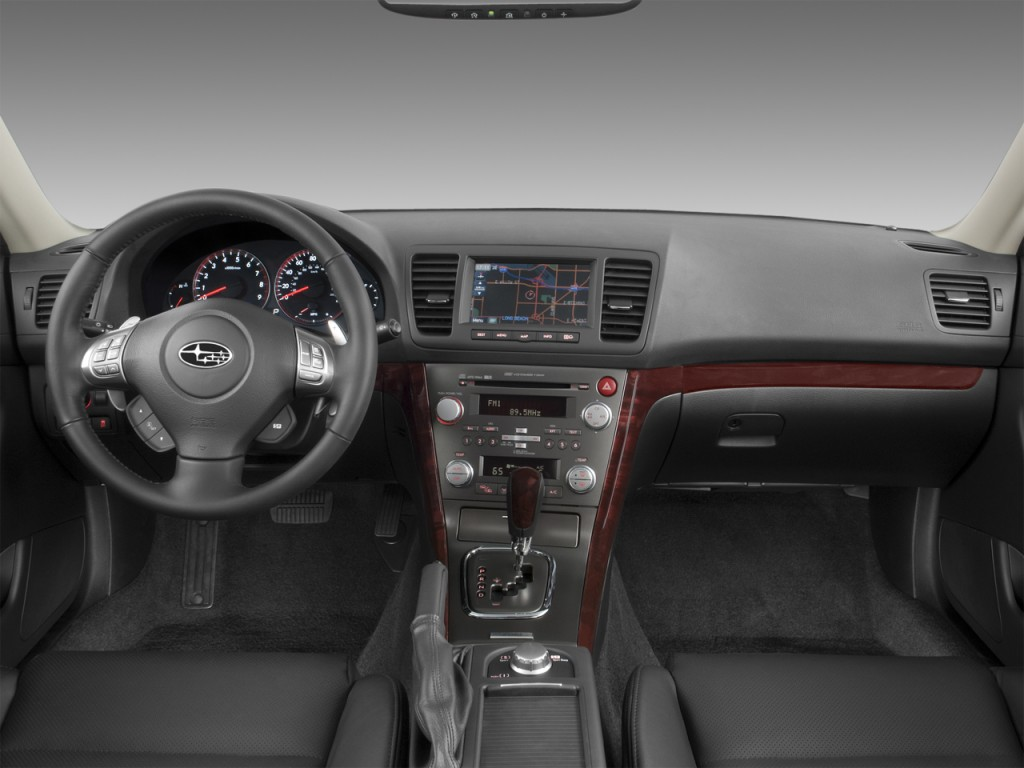 2008 Subaru Legacy Outback 30R related infomationspecifications