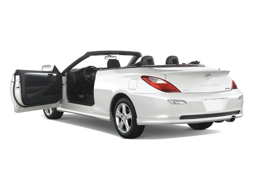 image 2008 toyota camry solara 2 door convertible v6 auto sport natl open doors size 1024 x. Black Bedroom Furniture Sets. Home Design Ideas