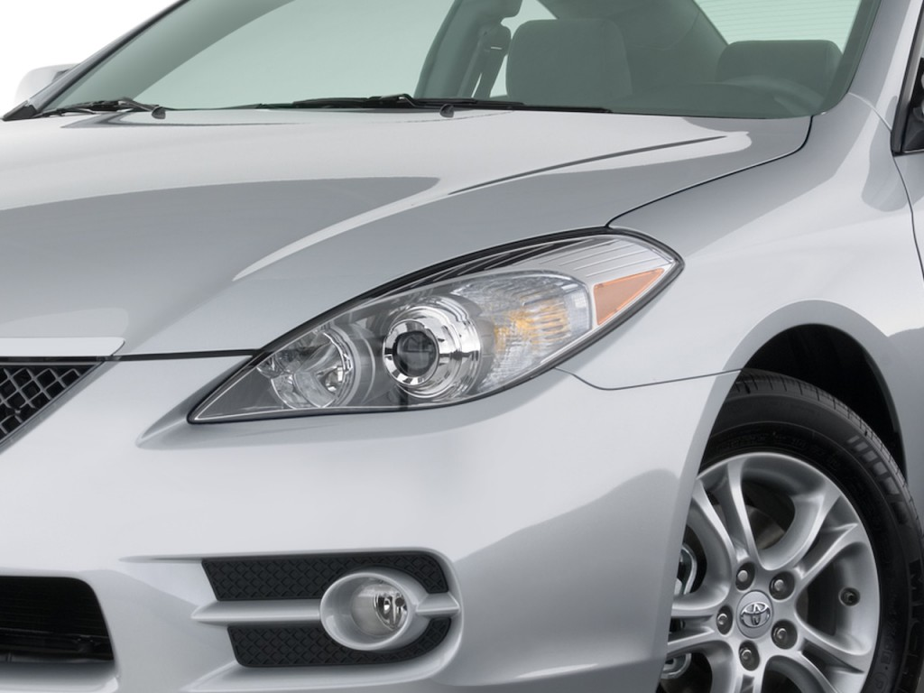 Headlight - 2008 Toyota Camry Solara 2-door Coupe V6 Auto SE (Natl)
