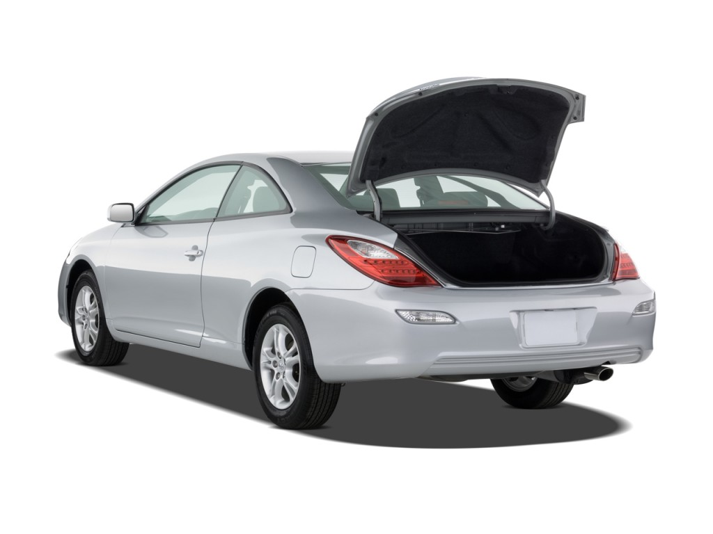 image 2008 toyota camry solara 2 door coupe v6 auto se natl trunk size 1024 x 768 type. Black Bedroom Furniture Sets. Home Design Ideas