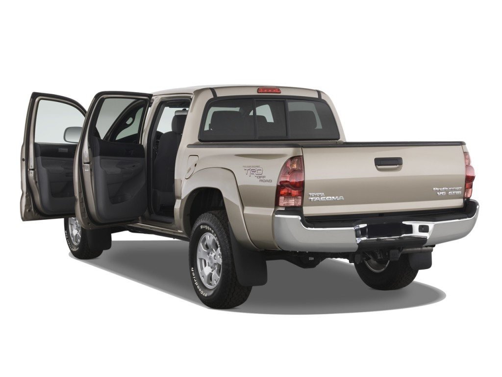image 2008 toyota tacoma 2wd dbl v6 at prerunner natl open doors size 1024 x 768 type gif. Black Bedroom Furniture Sets. Home Design Ideas