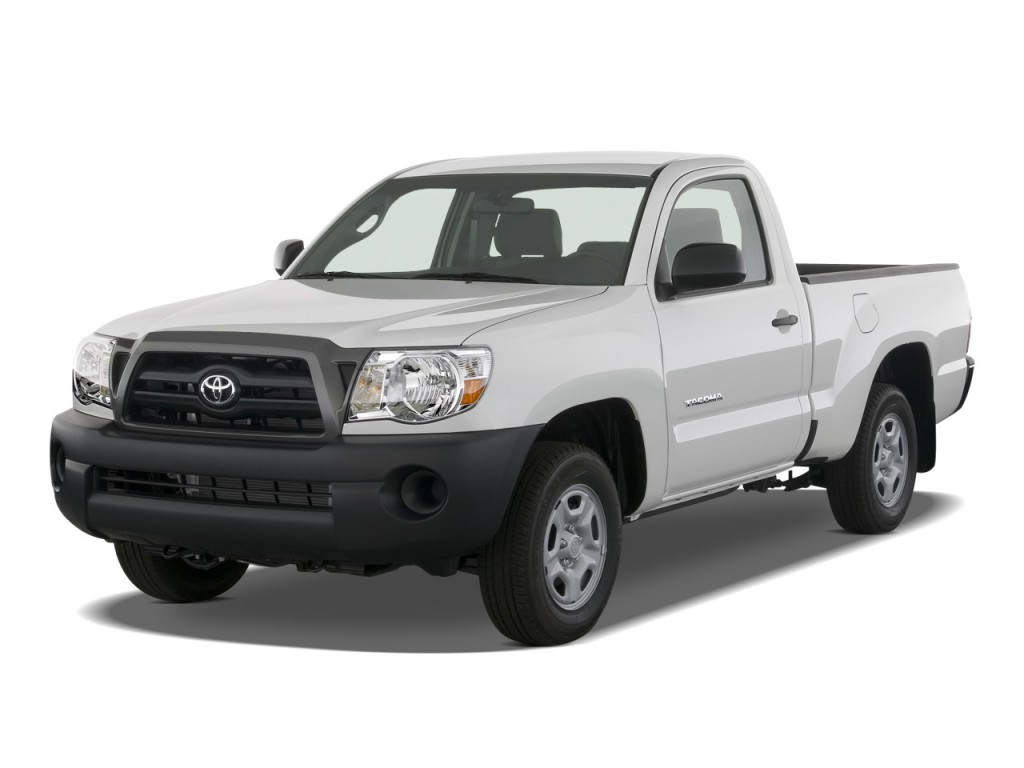 2008 toyota tacoma pictures photos gallery motorauthority. Black Bedroom Furniture Sets. Home Design Ideas
