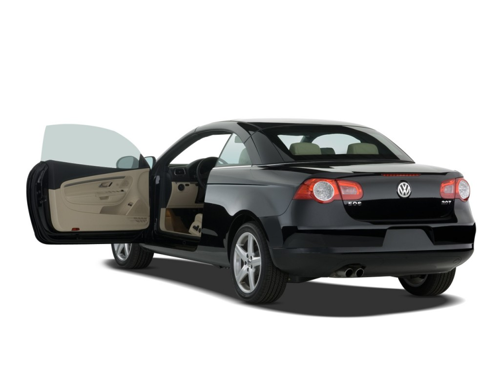 2008 volkswagen eos vw pictures photos gallery the car connection. Black Bedroom Furniture Sets. Home Design Ideas