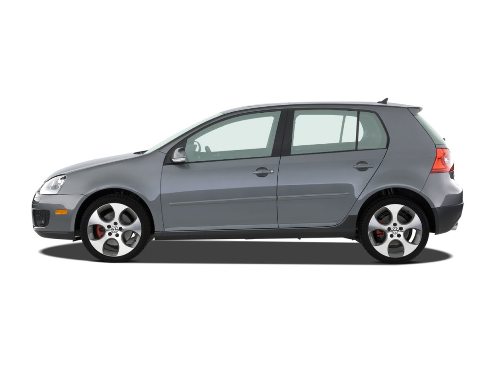image 2008 volkswagen gti 4 door hb dsg side exterior. Black Bedroom Furniture Sets. Home Design Ideas
