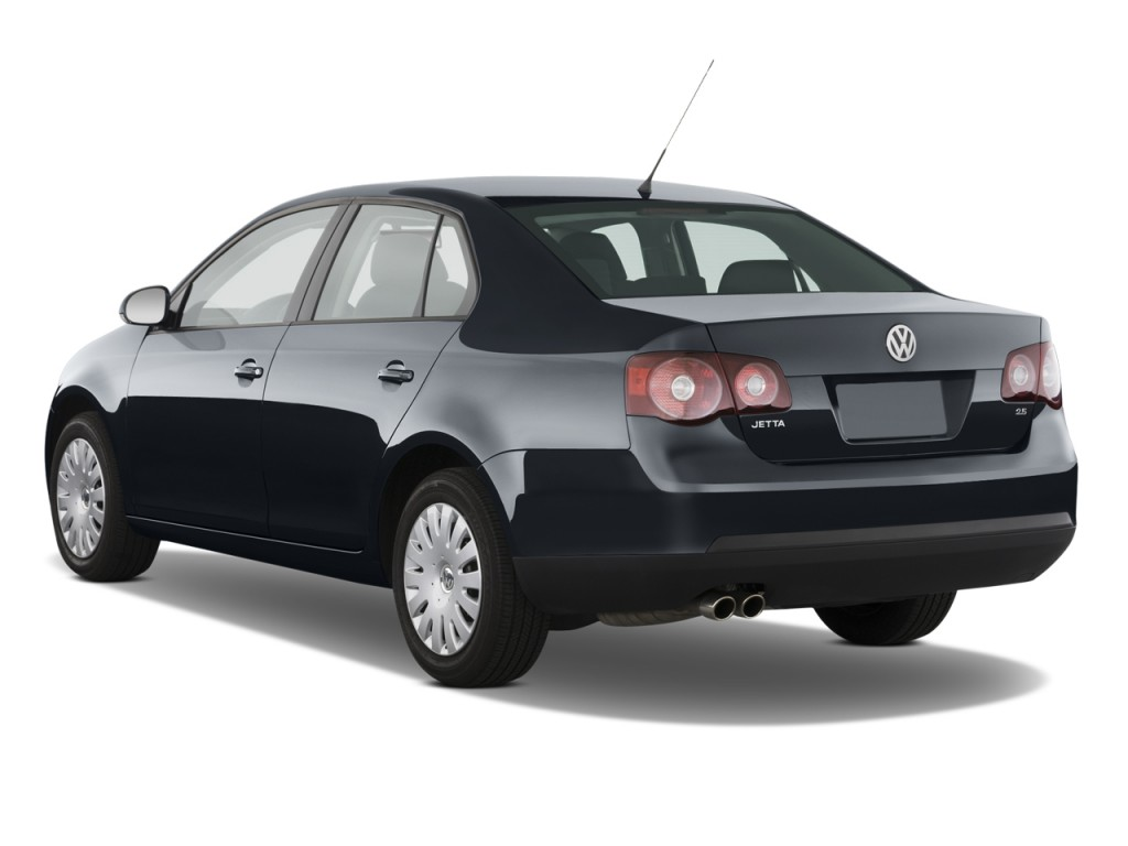 2008 Volkswagen Jetta Sedan (VW) Pictures/Photos Gallery - MotorAuthority