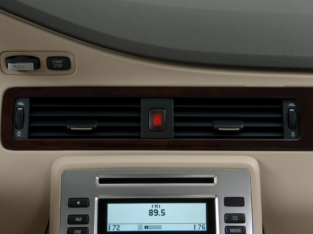 Image 2008 Volvo S80 4 Door Sedan I6 Fwd Air Vents Size 1024 X 768 Type Gif Posted On