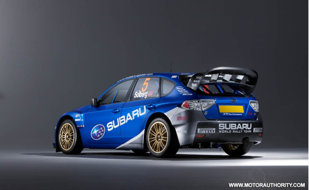 update subaru reveals impreza wrc 2008 specs. Black Bedroom Furniture Sets. Home Design Ideas