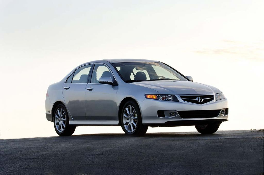 2008 Acura TSX Pictures/Photos Gallery - MotorAuthority