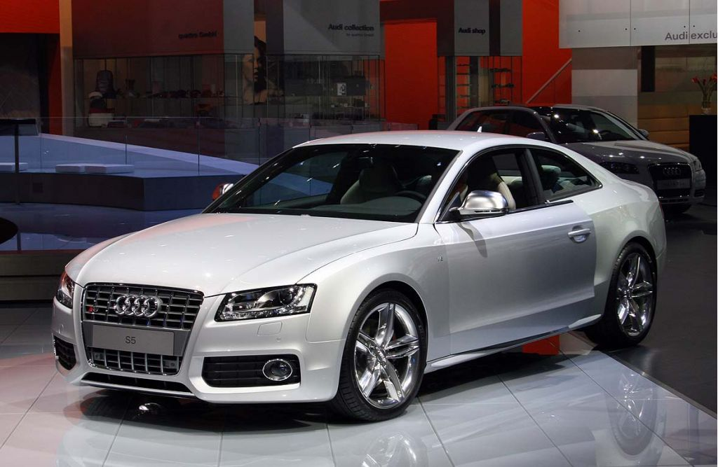 2008 audi a5 pictures photos gallery motorauthority. Black Bedroom Furniture Sets. Home Design Ideas