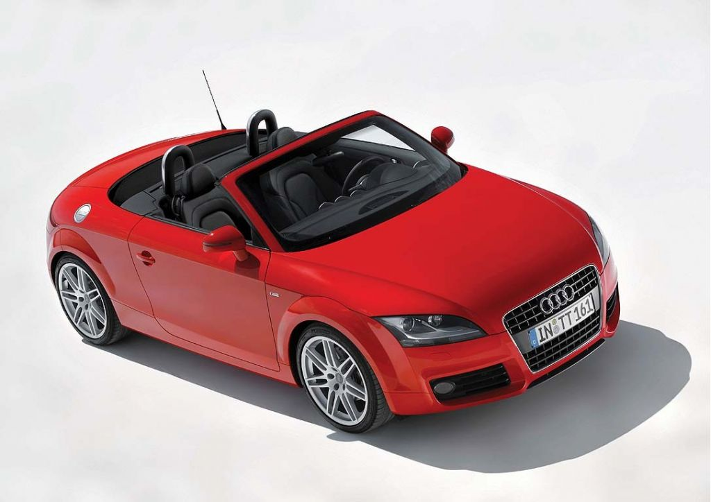 2008 audi tt pictures photos gallery green car reports. Black Bedroom Furniture Sets. Home Design Ideas