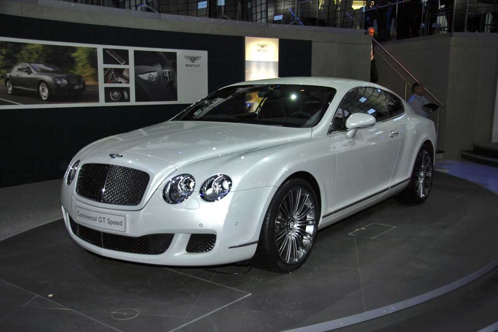 2008 Bentley Continental Gt Pictures Photos Gallery