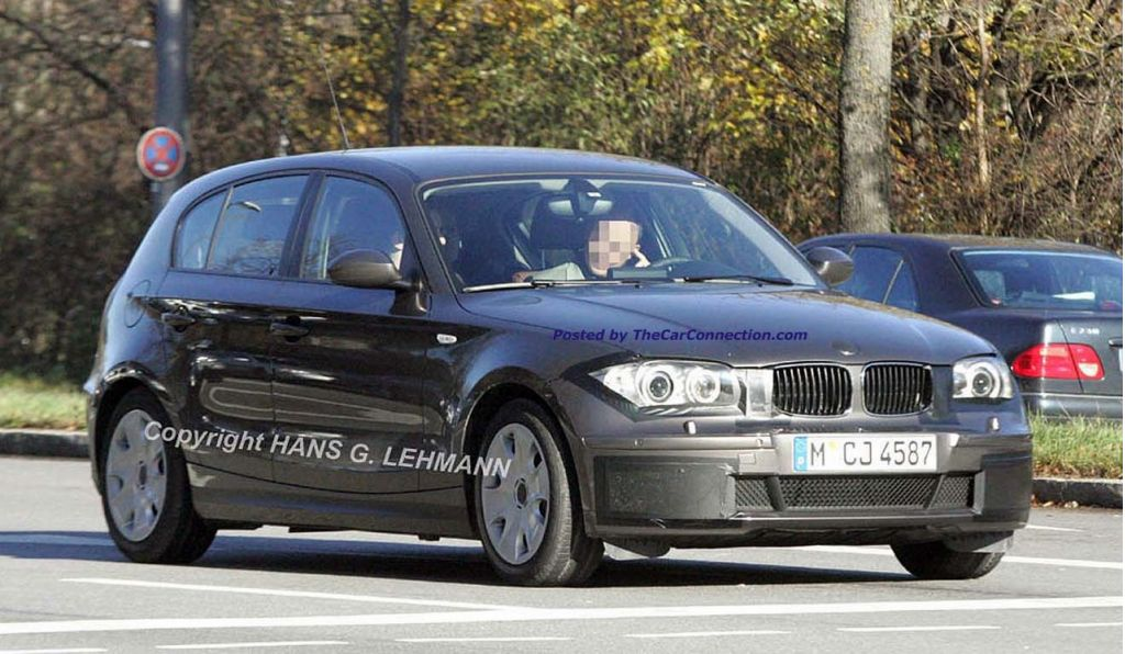 2008 bmw 1 series pictures photos gallery motorauthority. Black Bedroom Furniture Sets. Home Design Ideas