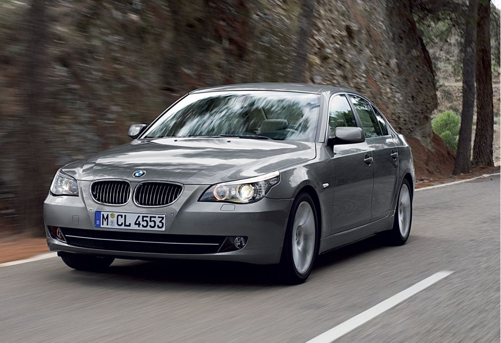 2008 Bmw 5 Series Pictures Photos Gallery Motorauthority
