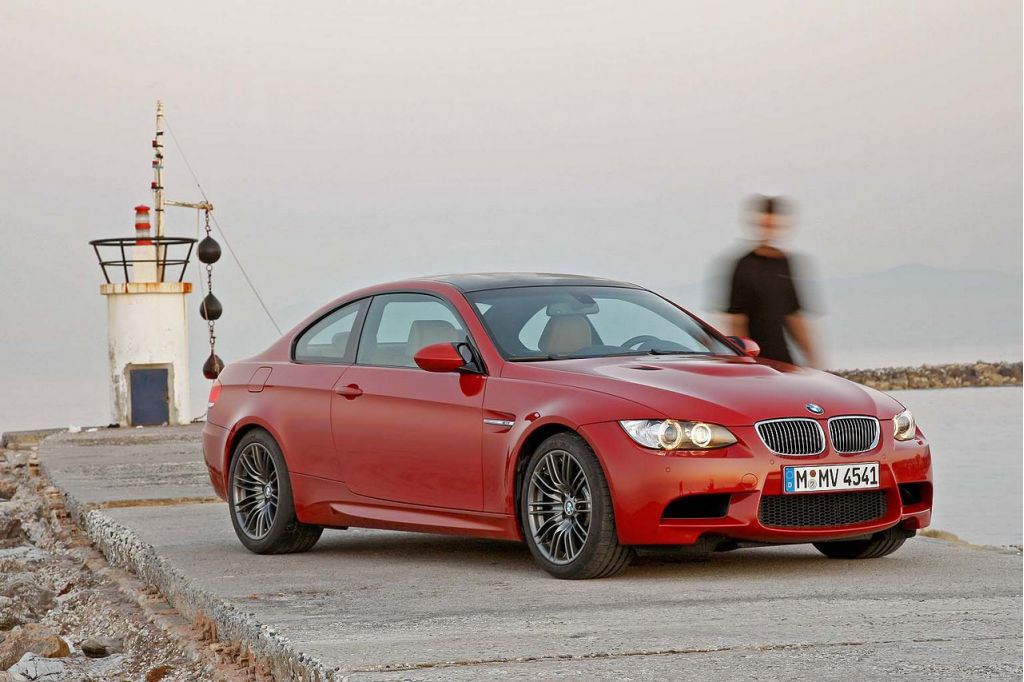 2008 Bmw M3 Pictures Photos Gallery Motorauthority