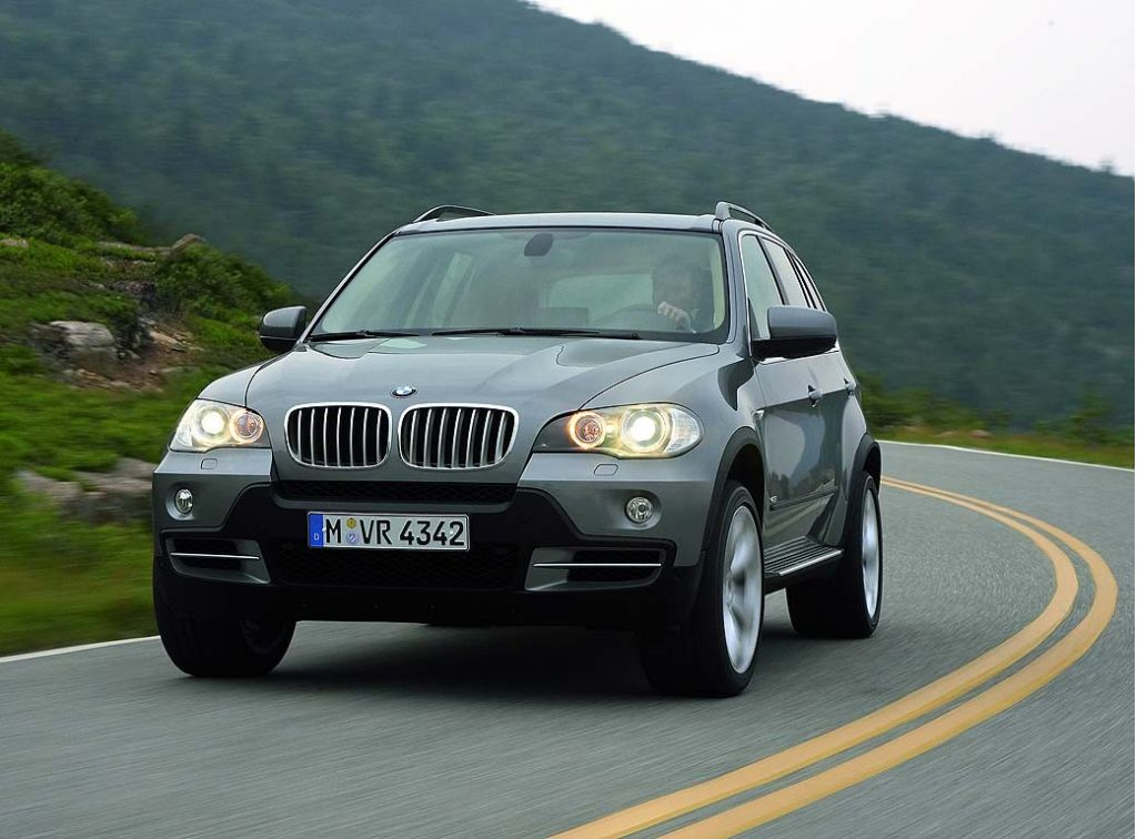 2008 Bmw X5 Pictures Photos Gallery Green Car Reports