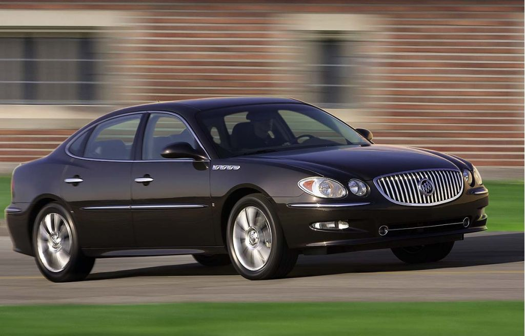 2008 Buick Lacrosse Pictures Photos Gallery Green Car Reports
