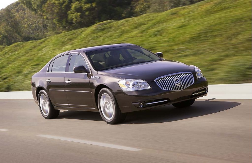 2008 Buick Lucerne Super - Car Pictures, Photos, Spy Shoot, Wallpapers ...