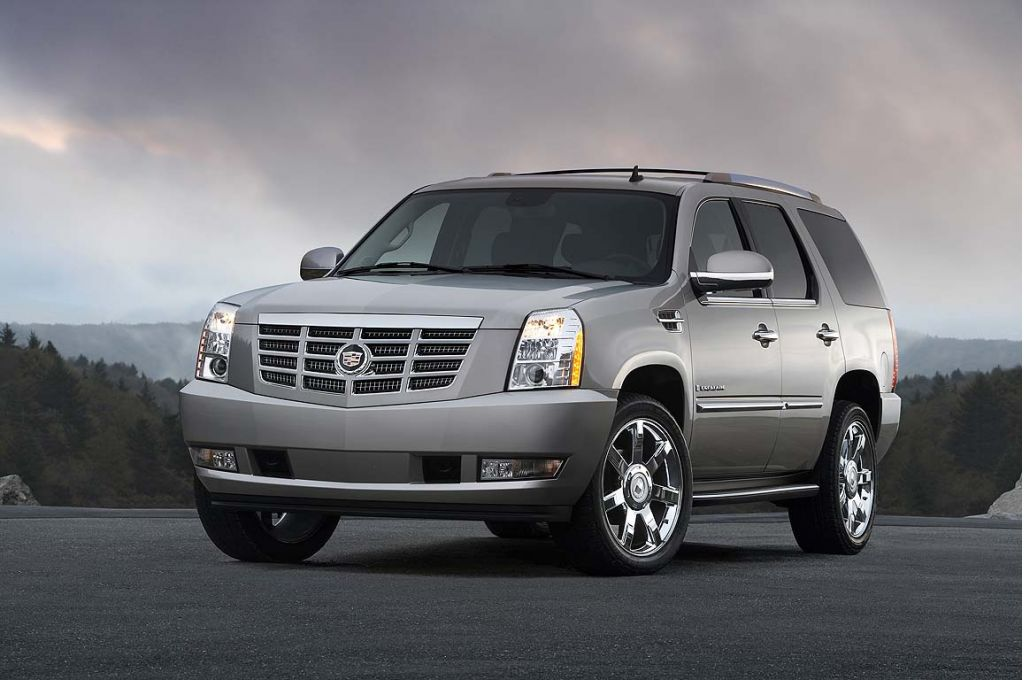 2008 cadillac escalade pictures photos gallery green car reports. Black Bedroom Furniture Sets. Home Design Ideas