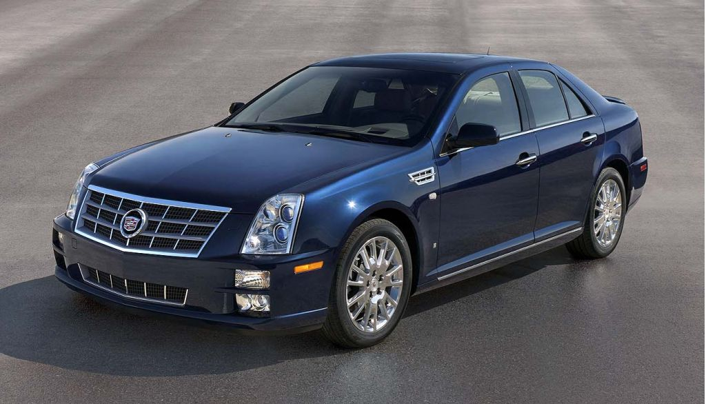 2008 Cadillac Sts Pictures Photos Gallery Motorauthority