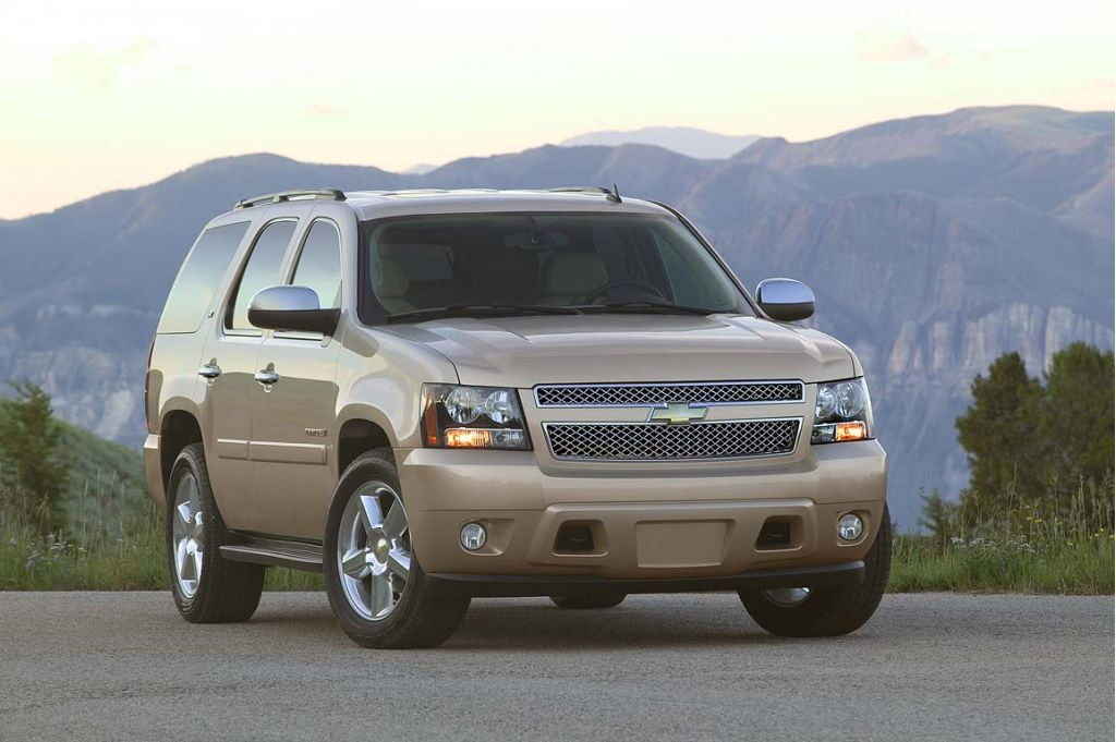 2008 chevrolet tahoe chevy pictures photos gallery the. Black Bedroom Furniture Sets. Home Design Ideas