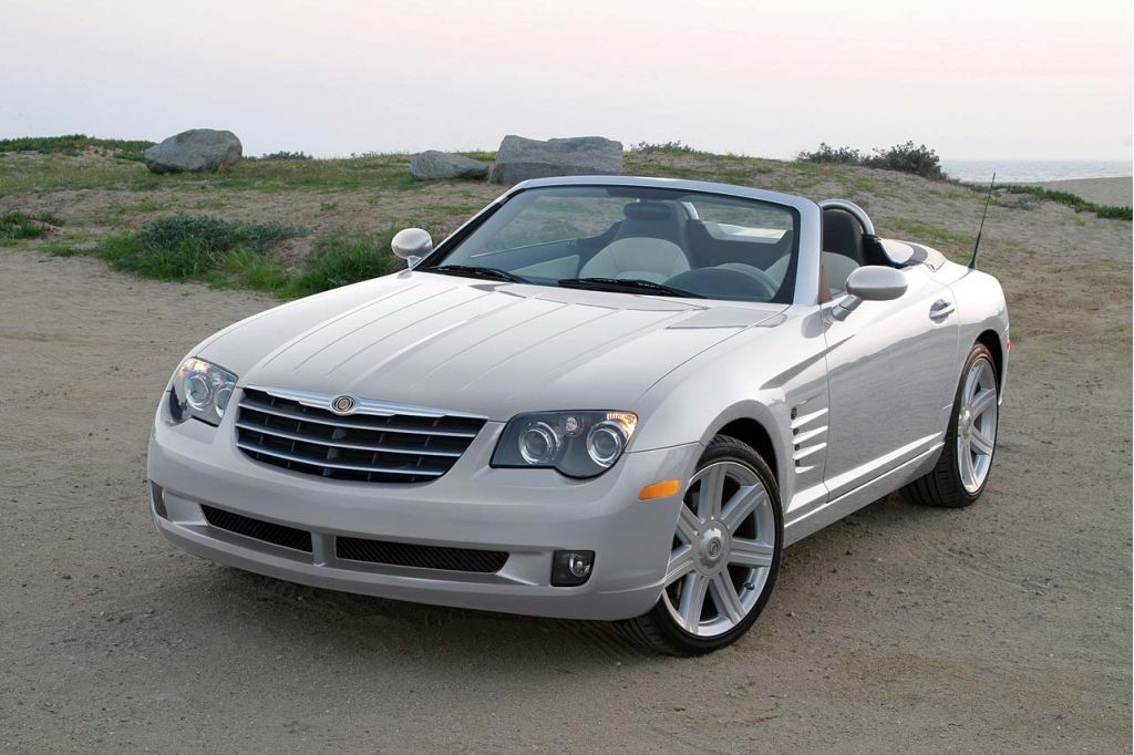 Pacifica besides Usedautopartsonlineinventory additionally 2006 Chrysler Crossfire SRT 6 Overview C8210 additionally 28qe7 Hi Need Know Airbag Module Located likewise Car Profiles Chrysler Pacifica 2005 2008. on 2006 chrysler pacifica