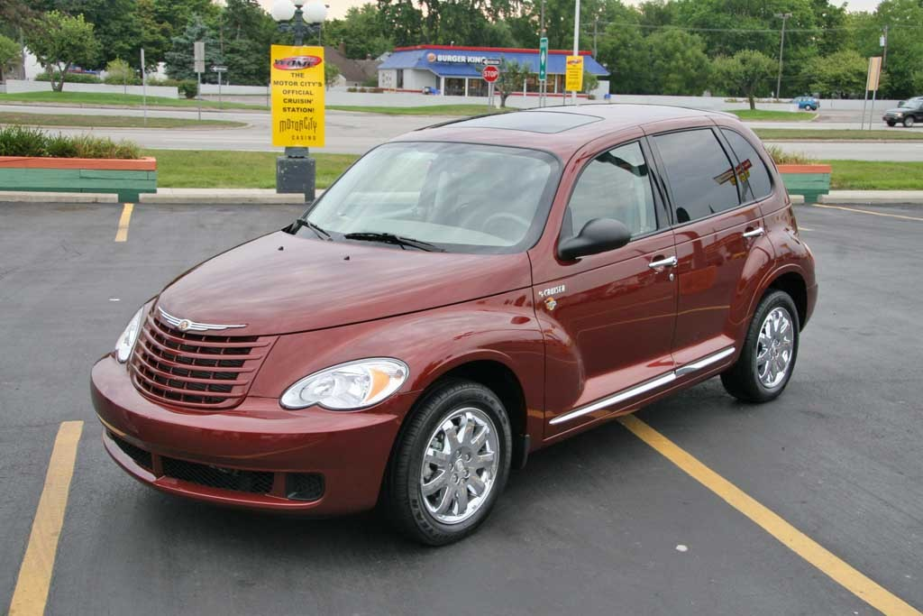 2008 Chrysler PT Cruiser Pictures/Photos Gallery ...