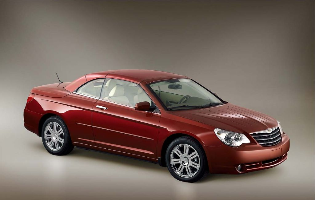2008 chrysler sebring convertible pictures photos gallery motorauthority. Black Bedroom Furniture Sets. Home Design Ideas
