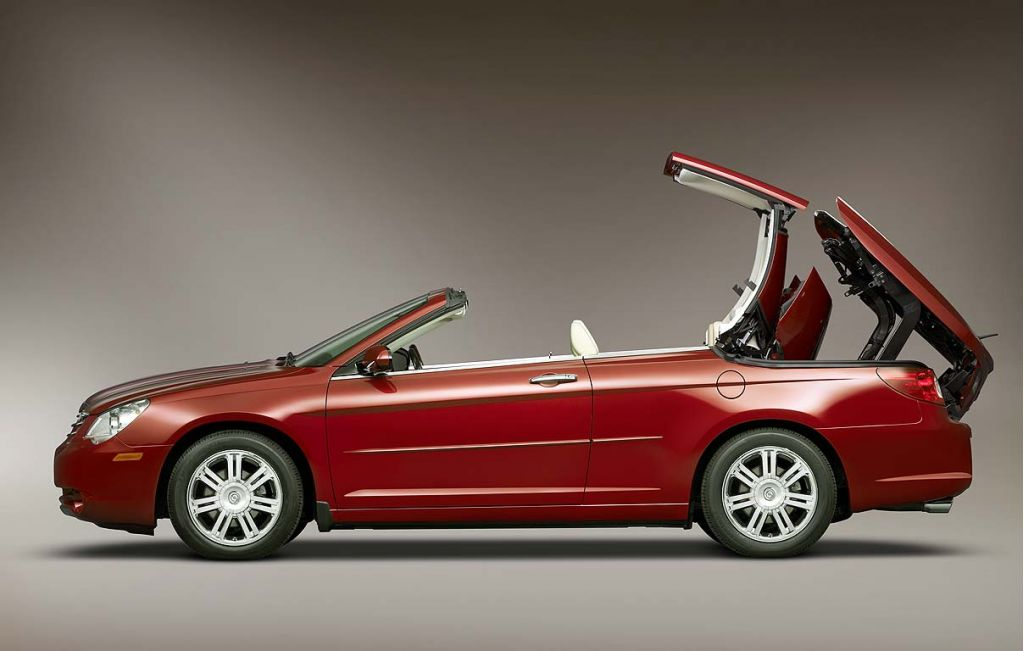 2008 chrysler sebring convertible pictures photos gallery the car. Cars Review. Best American Auto & Cars Review