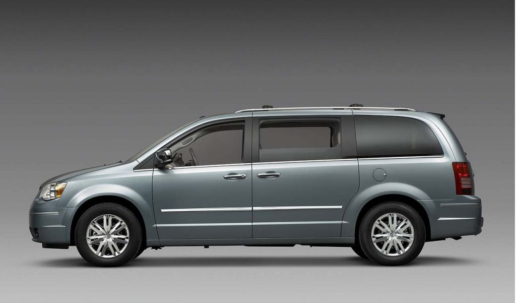 2008 Chrysler Town Amp Country Pictures Photos Gallery