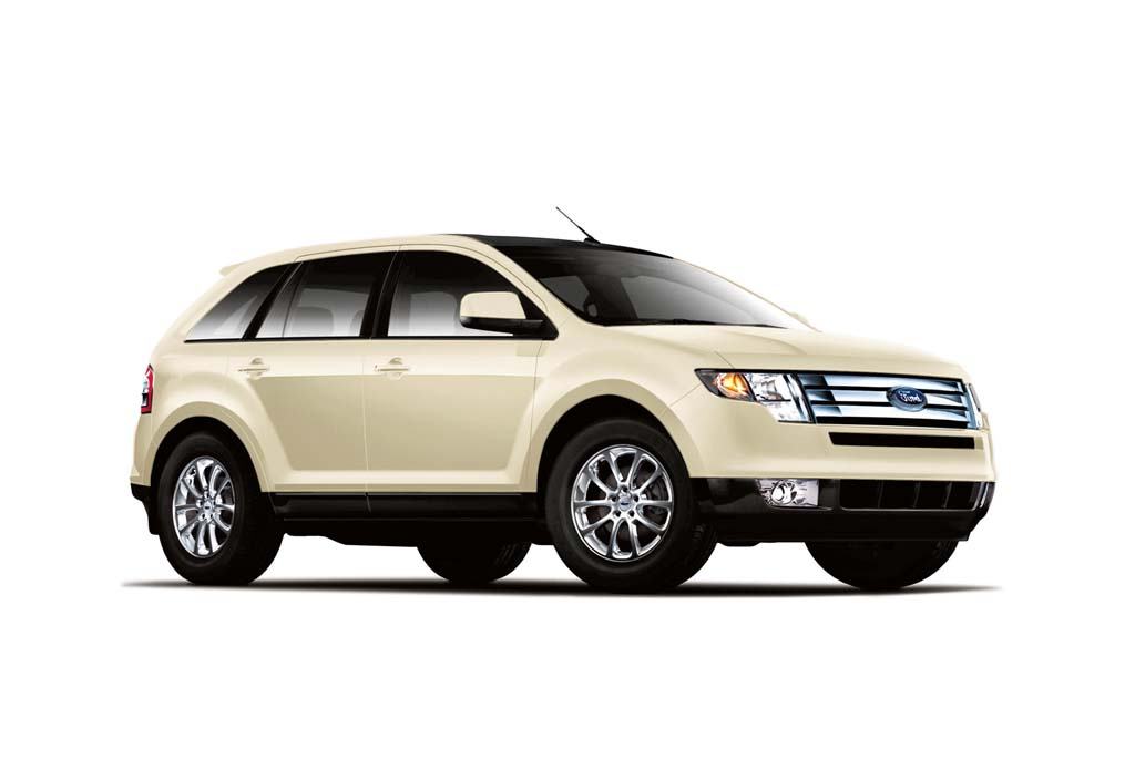 2008 Ford Edge Pictures Photos Gallery Green Car Reports