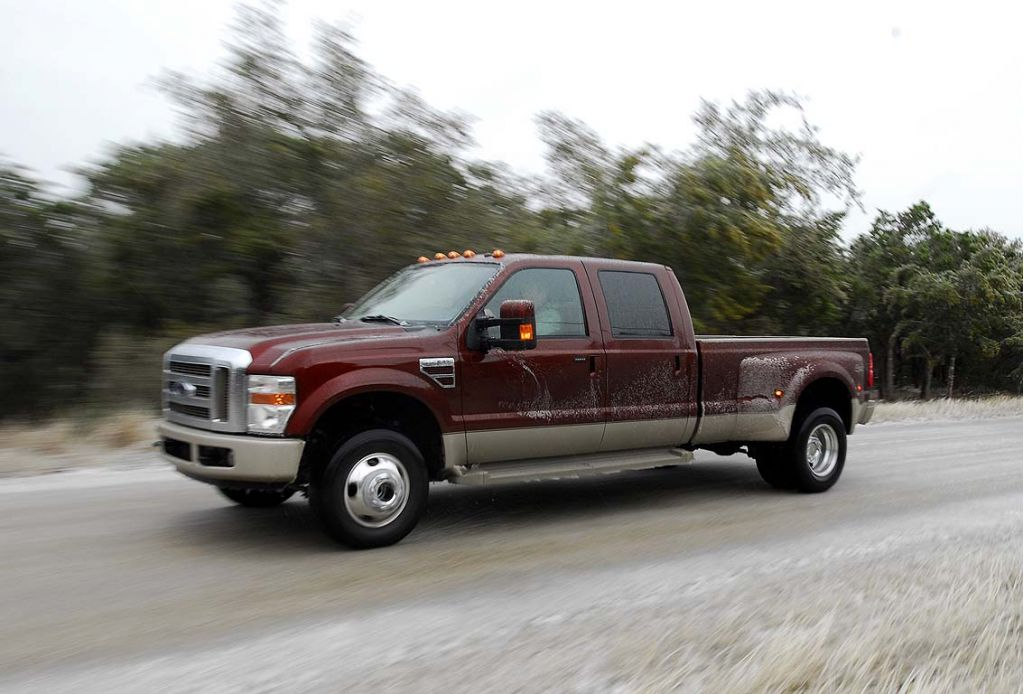 2008 Ford Super Duty F-250 Pictures  Photos Gallery