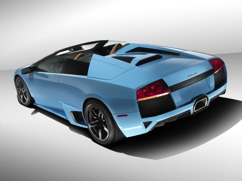 2008 Lamborghini Murcielago Pictures Photos Gallery