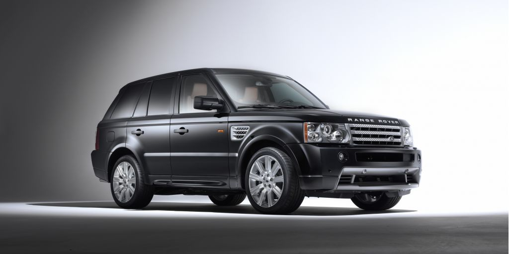 2008 land rover range rover sport pictures photos gallery. Black Bedroom Furniture Sets. Home Design Ideas