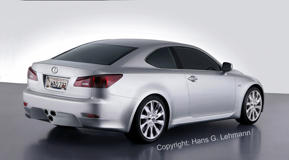 Image Gallery 2006 Lexus Coupe
