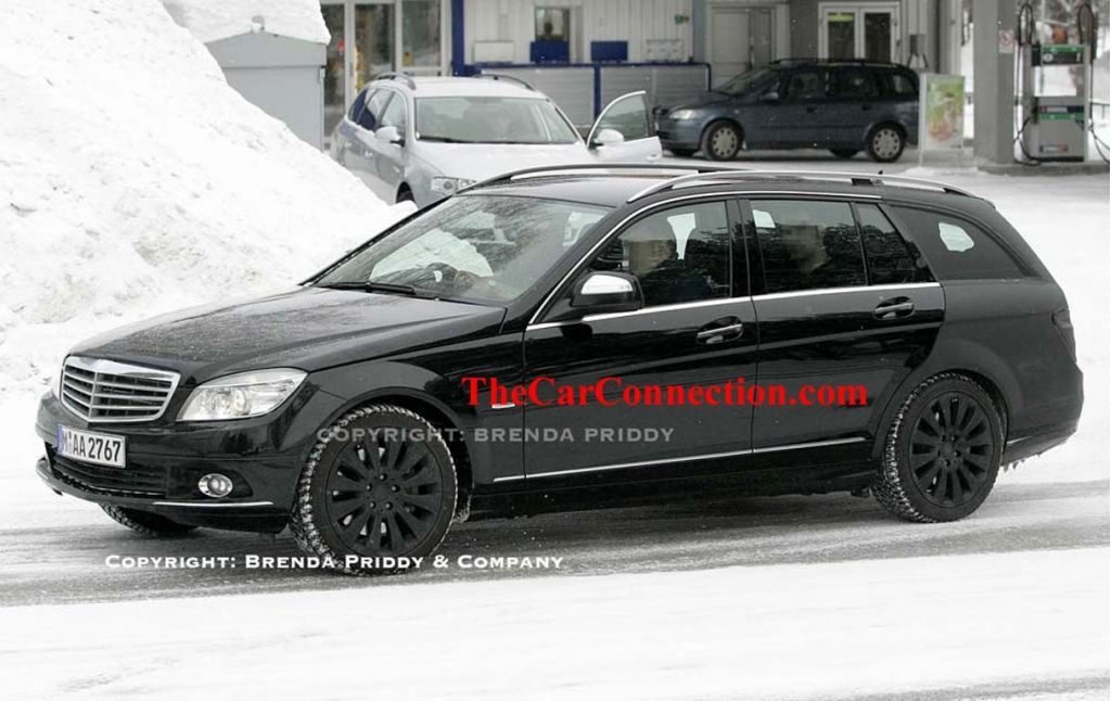 2008 Mercedes Benz C Class Pictures Photos Gallery The