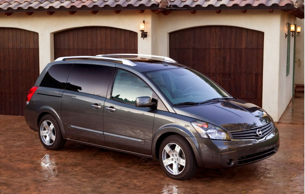 2008 Nissan Quest Pictures Photos Gallery Motorauthority