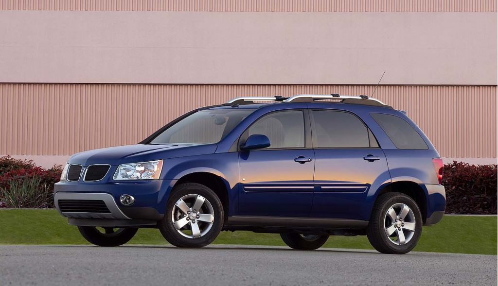 2008 Pontiac Torrent Pictures Photos Gallery Motorauthority