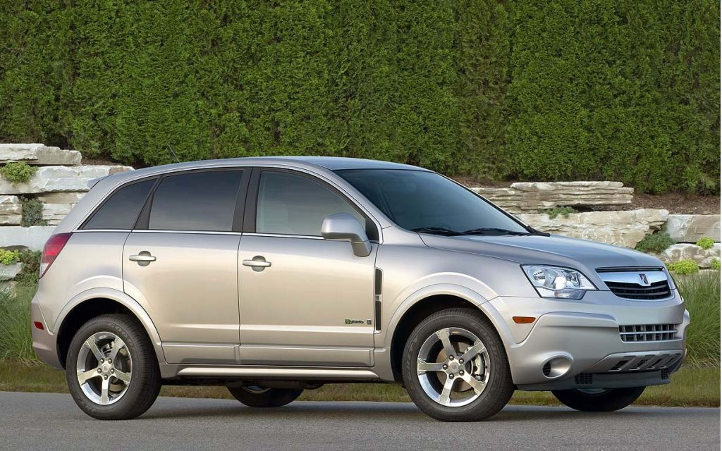2008 Saturn Vue Pictures  Photos Gallery