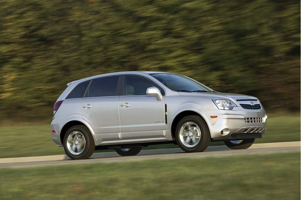 2008 saturn vue pictures photos gallery green car reports. Black Bedroom Furniture Sets. Home Design Ideas