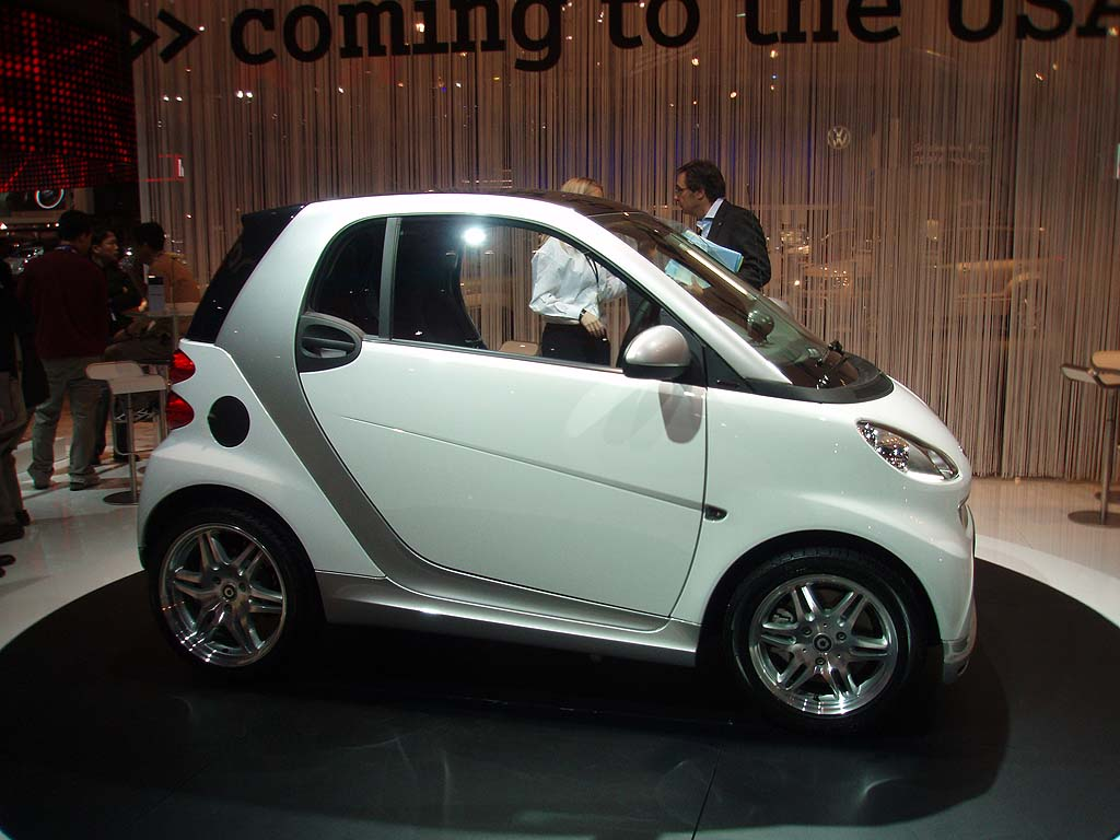 Land Rover Colorado Springs >> 2008 Smart fortwo Review, Ratings, Specs, Prices, and ...
