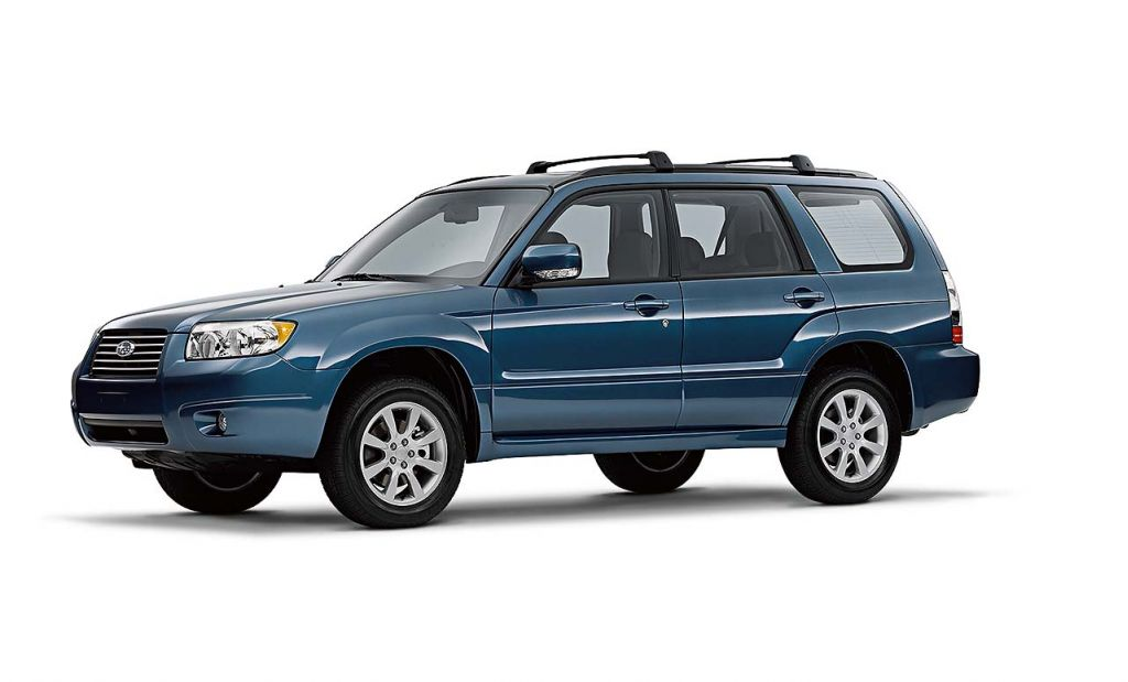2008 Subaru Forester Pictures Photos Gallery Motorauthority